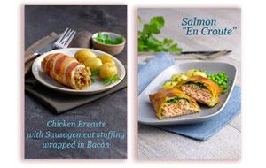 Photographies culinaires pour SEB